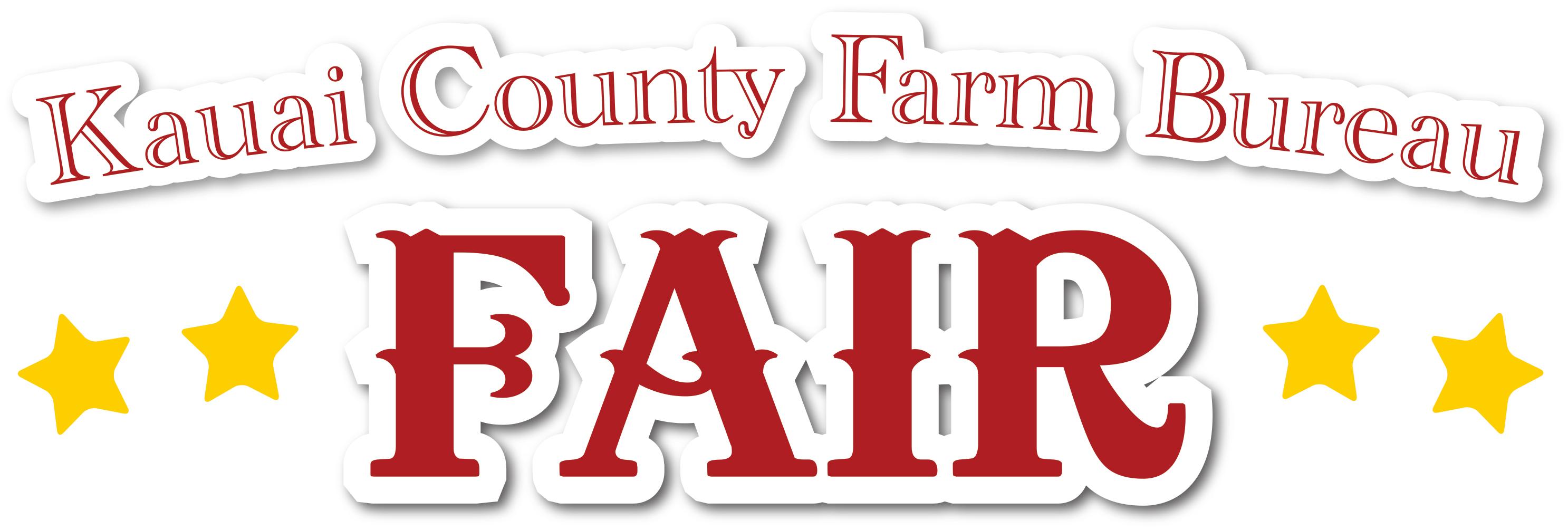kauai county farm bureau fair family fun guide